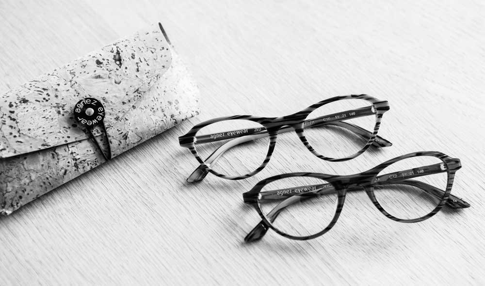 Eyewear, optical frames by Agnez Eyewear